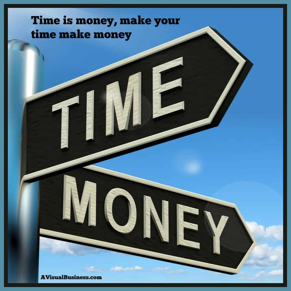 Spend your time where you make the most money