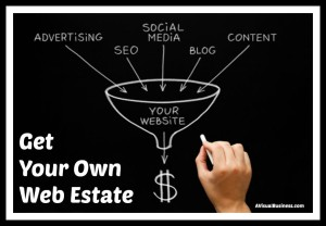 Get Your Own Web Estate A Visual Business