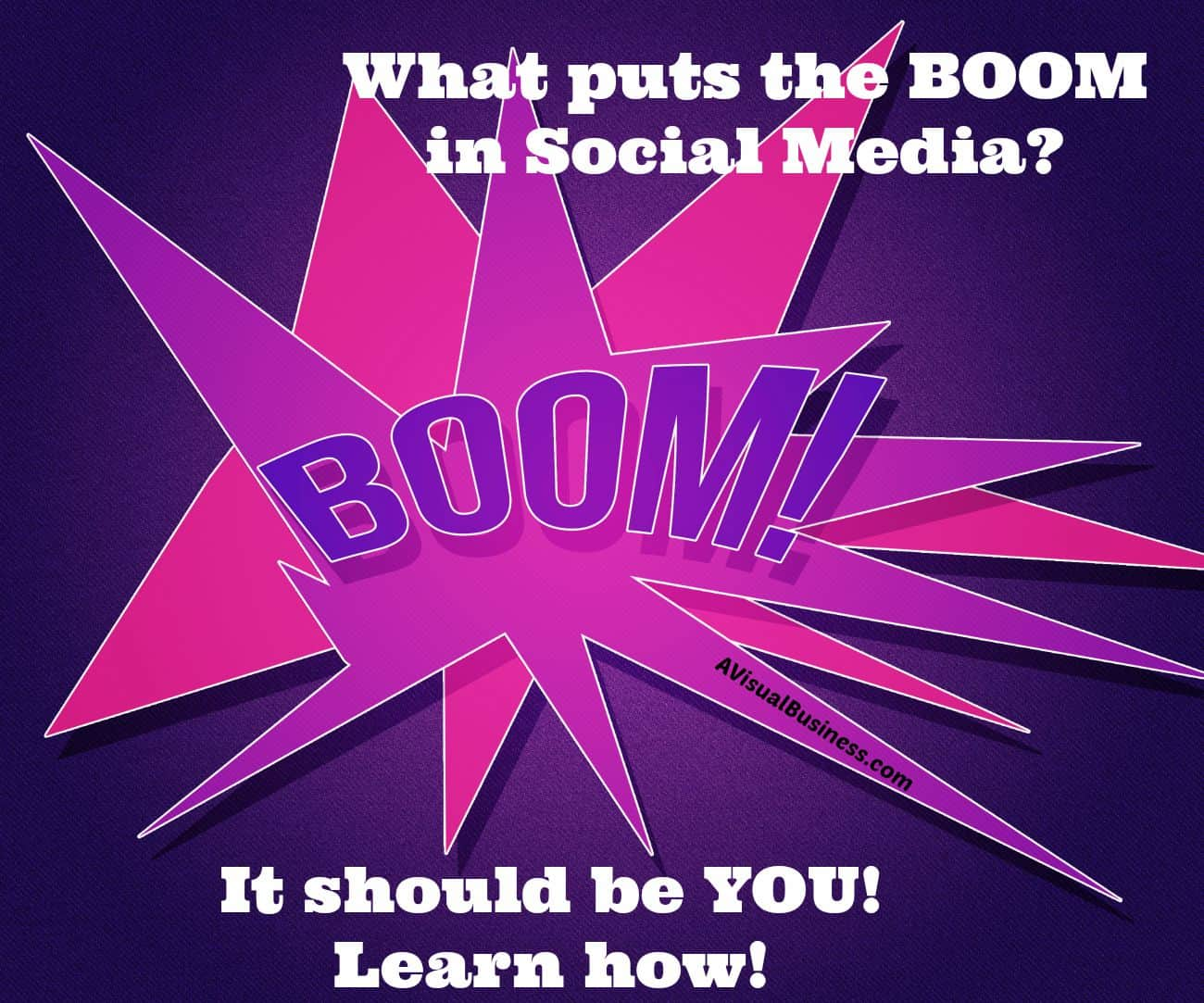 The Boomtasticness of the 2015 Social Boom Conference – Part 2 of 2