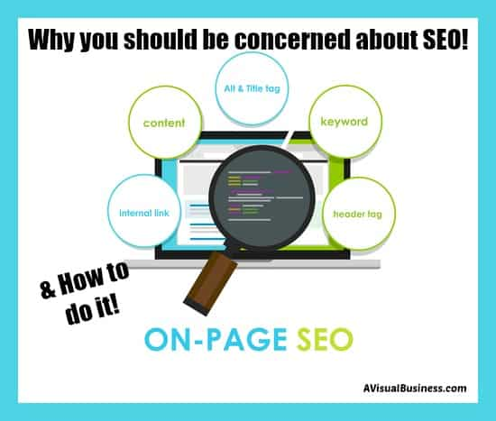 Why You Should Be Concerned About SEO!