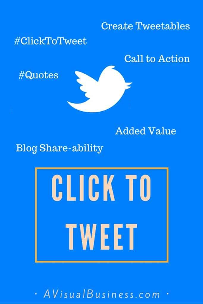 Create your own tweetables with click to tweet plugins like Better Click to Tweet