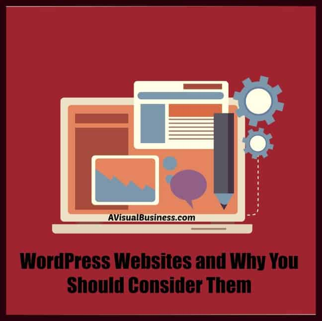 Use WordPress for your business website needs