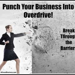 Break through the barriers or what you don't know in business