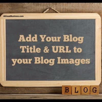 Why You Need to Add Text & URL to your Blog Images