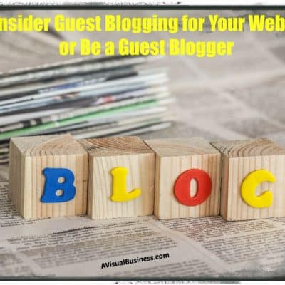 Why Bother with Guest Posts