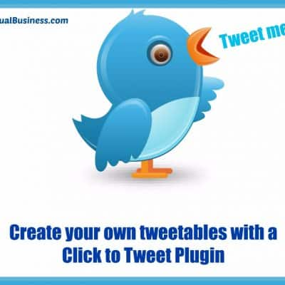 A Quick Tip on your Click to Tweet Plugin – You Might be Doing it Wrong!