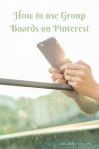 How to use group boards, also known as collaborative boards, on Pinterest.