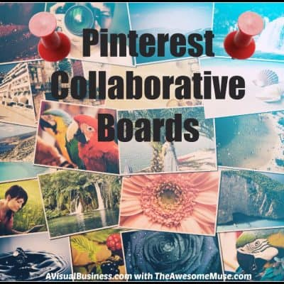 Using Pinterest Collaborative Boards to Grow Your Business