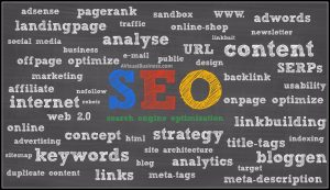 Utilize all aspects of SEO to be found in search engines