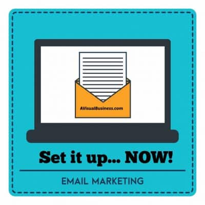 Have You Started on Your Email List Yet – Well WTH Not?
