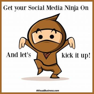 Get Your Social Media Ninja On
