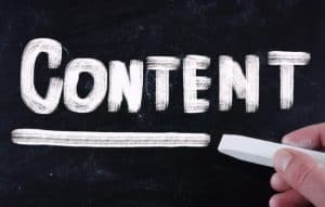 add content to all pages of website for better seo