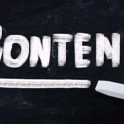 Got Content?