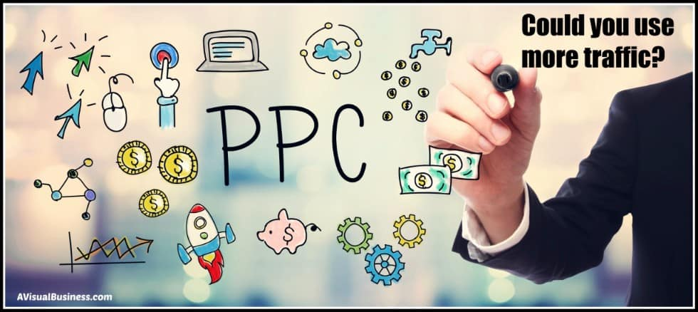 Try PPC to get more convert-able traffic - Let me help