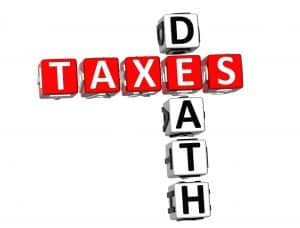 prepare for death and taxes in your business
