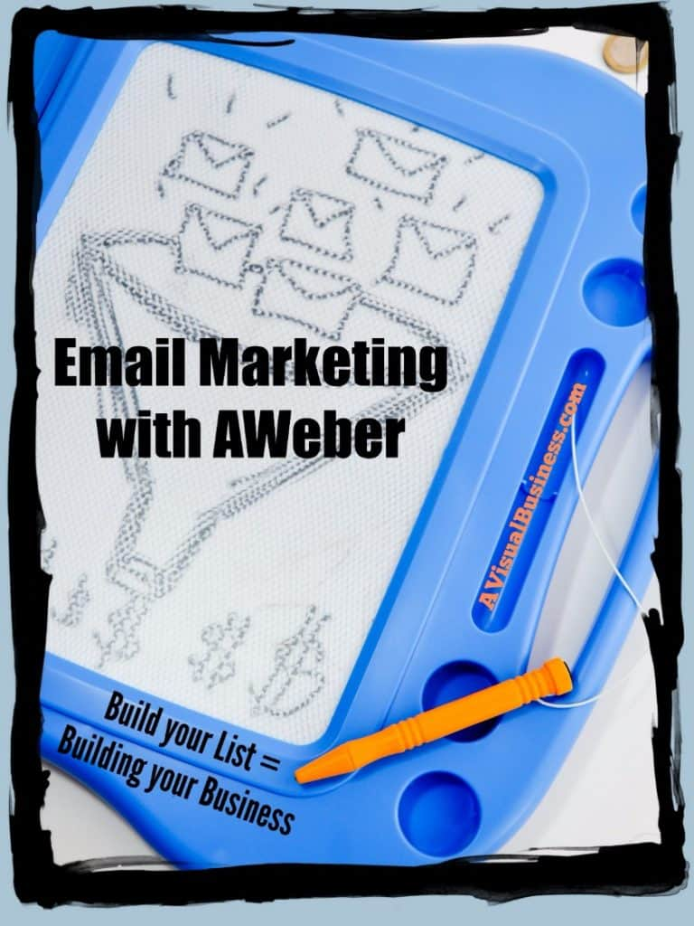 Grow your business with email marketing - use AWeber!
