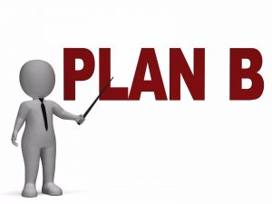 Do You Have a Plan B for Your Business?
