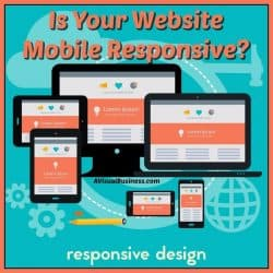 A mobile responsive site is crawled first by Google