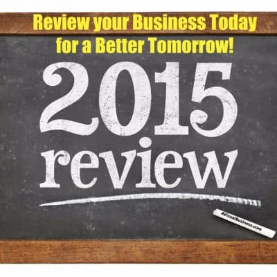 New Year Business Review – Time to Get On It!