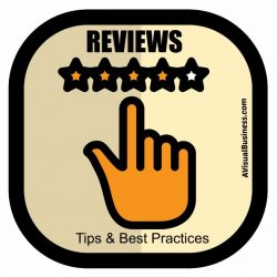Best practices on Reviews and how to manage them