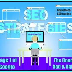 SEO Strategies - Page 1 on Google