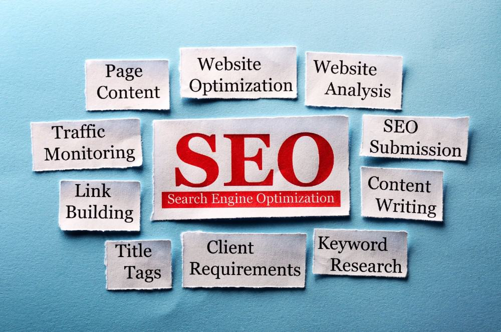 search engine optimization needs for blog