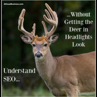 What is SEO – Without the Deer In the Headlights