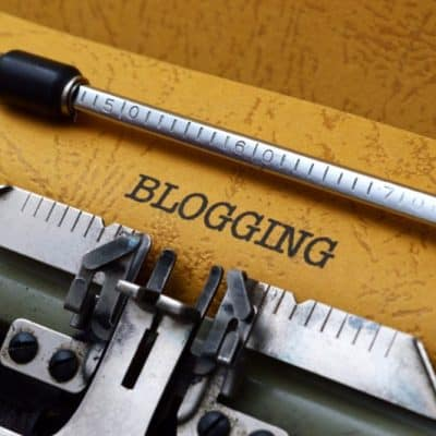 A Blog is Just a Blog – or Is It?