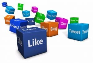What to post on social media like tweet share