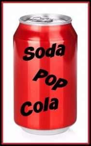 soda pop or cola, keyword variations for seo