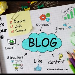 Be sure your blog makes it easy for the reader to comment and share