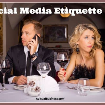 Social Media Etiquette 101