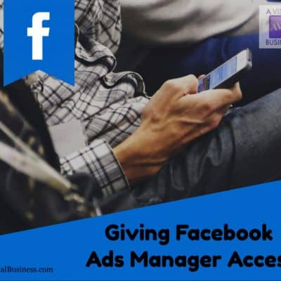 How To Give Access to Facebook Ads Manager