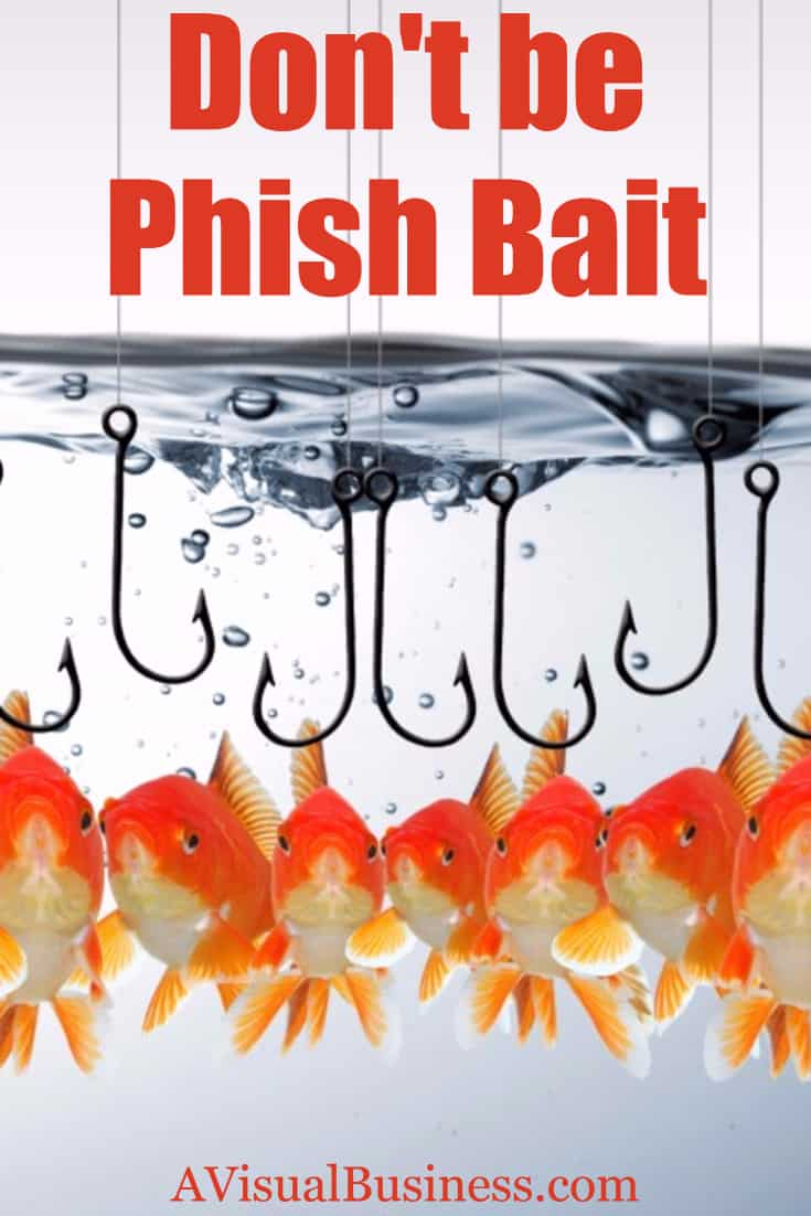 Dont get reeled up in phishing scams
