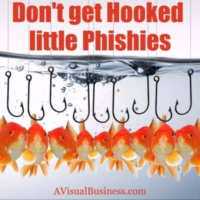Don't Be Fooled by Phishies
