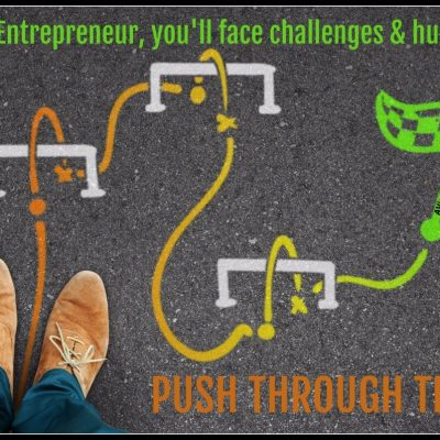 4 Major Challenges Faced By Entrepreneurs