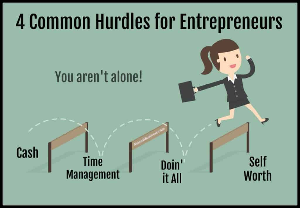 Do you struggle with being an entrepreneur