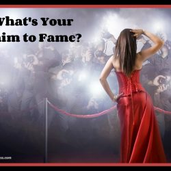 Be sure you are selling what you are good at - know your claim to fame and work it