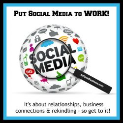 Social media can help your business if you put it to work