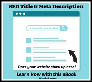 Learn how to optimize your SEO Title & Meta Description