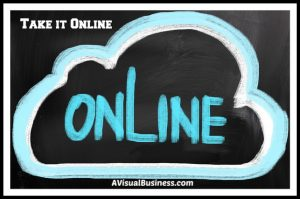 Take your business online to keep your business afloat
