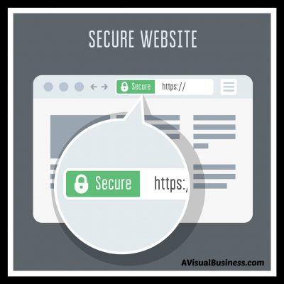 Make your website secure with an SSL certificate