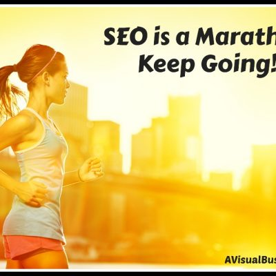 SEO is a Marathon – Keep Working on Your Site